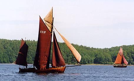 FZ37 Krischan, Volker Gries, Rum-Regatta 2000 , 06/2000