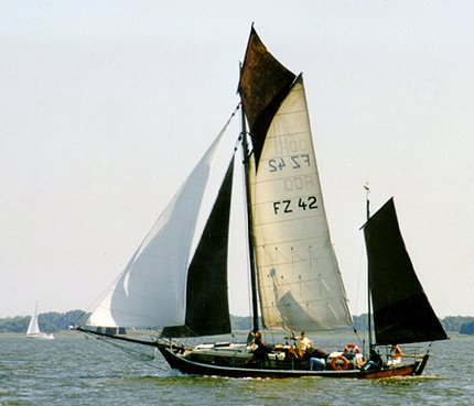 FZ42 Sunddriewer, Volker Gries, Bodstedt 1999 , 09/1999