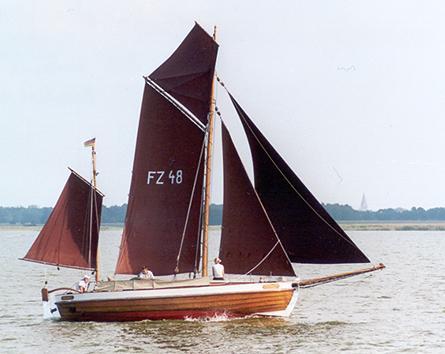 FZ48 Annegret, Volker Gries, Bodstedt 2002 , 09/2002