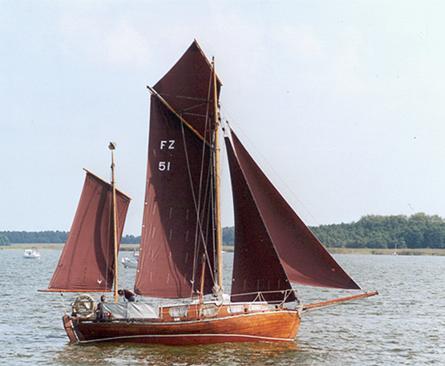 FZ51 Polar, Volker Gries, Bodstedt 2002 , 09/2002