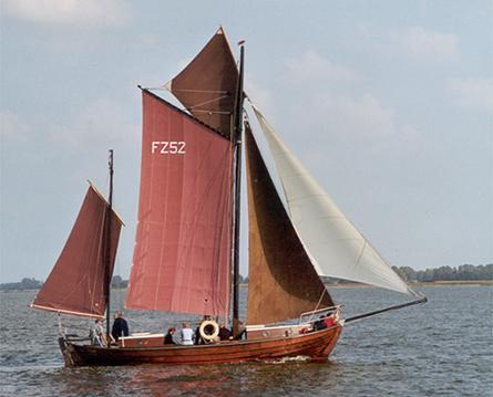 FZ52 Marie-Luise, Volker Gries, Bodstedt 2002 , 09/2002