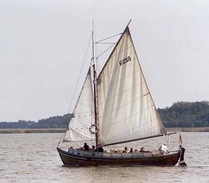FZ56 Möwe, Volker Gries, Bodstedt 2002 , 09/2002