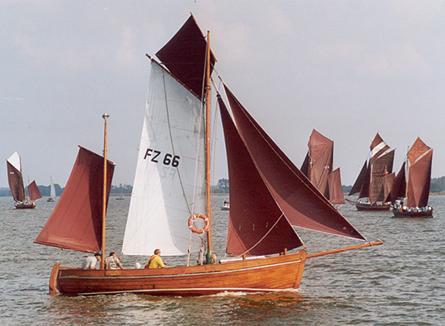 FZ66 Charlotte, Volker Gries, Bodstedt 2002 , 09/2002