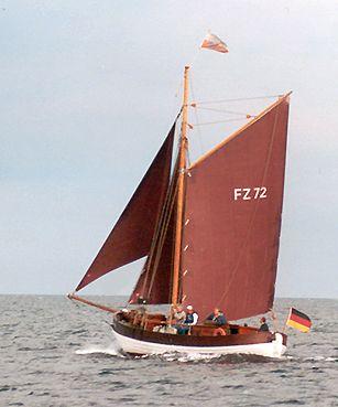 FZ72 Vitura, Volker Gries, Hafenfestival Lübeck 2001 , 09/2001