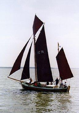 FZ74 Dorothea, Volker Gries, Wustrow , 07/1999