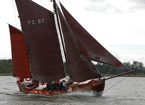 FZ87 Irmchen, Volker Gries, Bodstedt 2007 , 09/2007