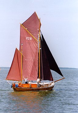 FZ9 Nordstern, Volker Gries, Wustrow , 07/1999