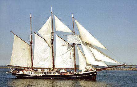 Hendrika Bartelds, Volker Gries, Hanse Sail Rostock 2003 , 08/2003