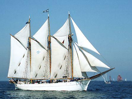 Ingo, Volker Gries, Hanse Sail Rostock 2003 , 08/2003