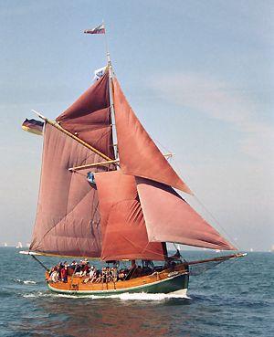 Ellen, Volker Gries, Hanse Sail Rostock 2003 , 08/2003