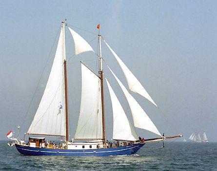 Stortemelk, Volker Gries, Hanse Sail Rostock 2003 , 08/2003