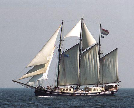 Albert Johannes, Volker Gries, Hanse Sail Rostock 2003 , 08/2003