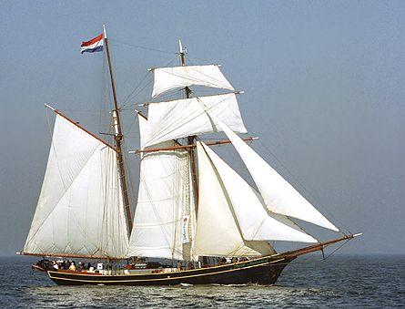 Jacob Meindert, Volker Gries, Hanse Sail Rostock 2003 , 08/2003