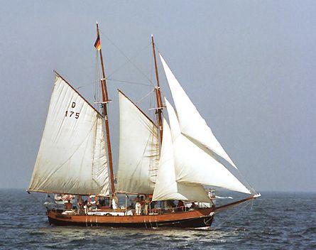 Ruden, Volker Gries, Hanse Sail Rostock 2003 , 08/2003