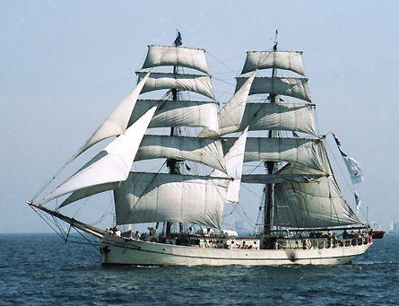 Astrid, Volker Gries, Hanse Sail Rostock 2003 , 08/2003