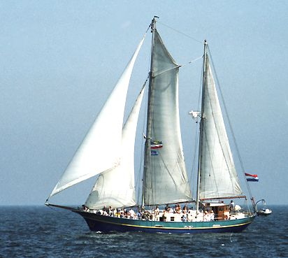 Safier, Volker Gries, Hanse Sail Rostock 2003 , 08/2003