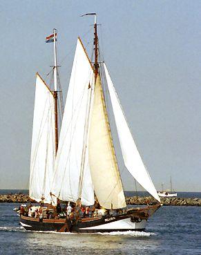 Pegasus, Volker Gries, Hanse Sail Rostock 2003 , 08/2003