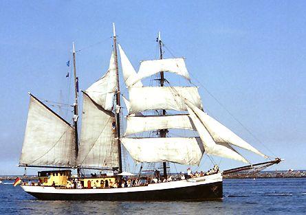 Gårdar, Volker Gries, Hanse Sail Rostock 2003 , 08/2003