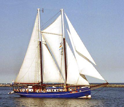 Oban, Volker Gries, Hanse Sail Rostock 2003 , 08/2003