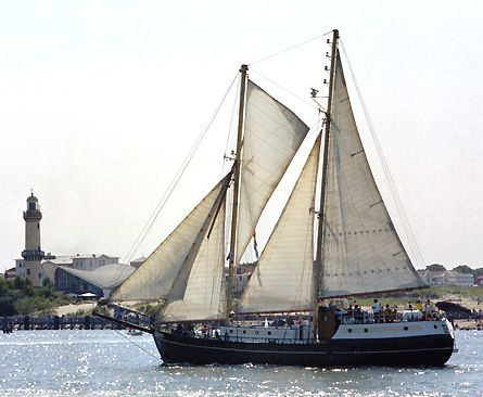 Meander, Volker Gries, Hanse Sail Rostock 2003 , 08/2003