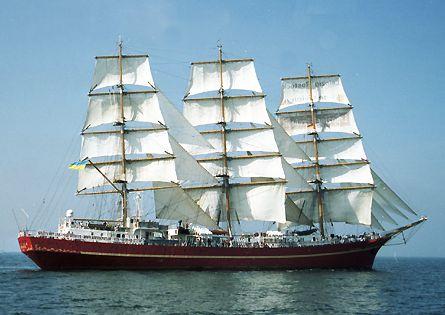 Khersones, Volker Gries, Hanse Sail Rostock 2003 , 08/2003