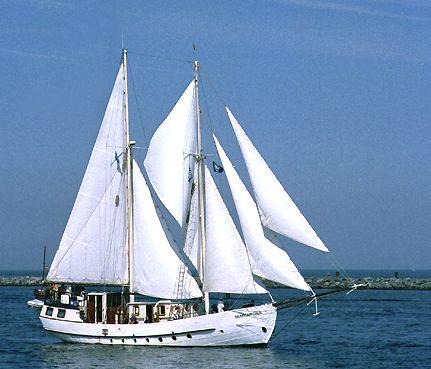 Mariarosa, Volker Gries, Hanse Sail Rostock 2003 , 08/2003