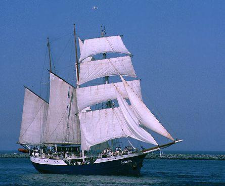 Antigua, Volker Gries, Hanse Sail Rostock 2003 , 08/2003
