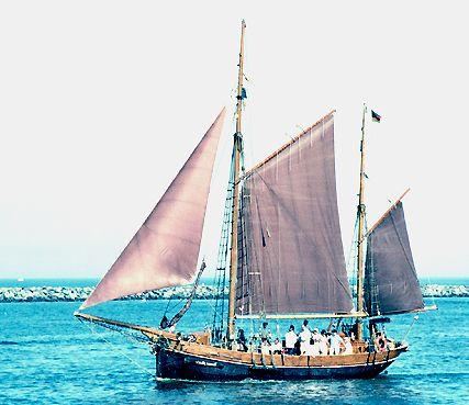 Hanne-Marie, Volker Gries, Hanse Sail Rostock 2003 , 08/2003