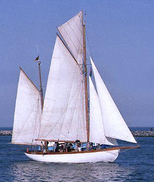 Ingorata, Volker Gries, Hanse Sail Rostock 2003 , 08/2003