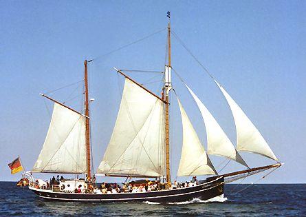 Ryvar, Volker Gries, Hanse Sail Rostock 2003 , 08/2003