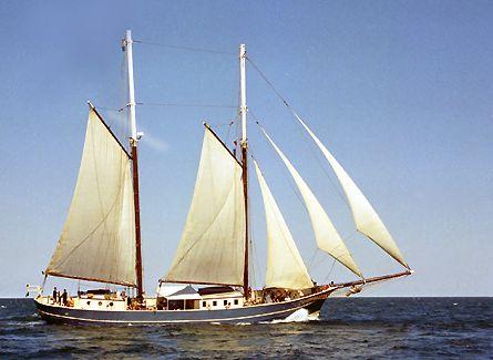Catherina, Volker Gries, Hanse Sail Rostock 2003 , 08/2003