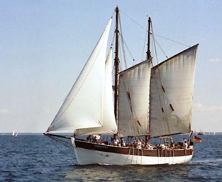 Vorpommern, Volker Gries, Hanse Sail Rostock 2003 , 08/2003