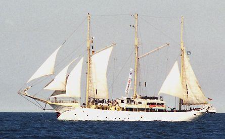 Sunthorice, Volker Gries, Hanse Sail Rostock 2003 , 08/2003
