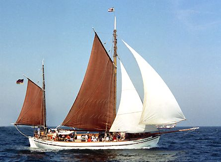 Rakel, Volker Gries, Hanse Sail Rostock 2003 , 08/2003
