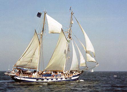 Baltic Beauty, Volker Gries, Hanse Sail Rostock 2003 , 08/2003