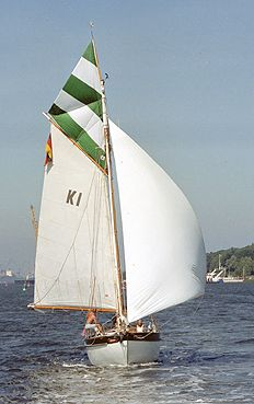 Colina, Volker Gries, Hanse Sail Rostock 2003 , 08/2003