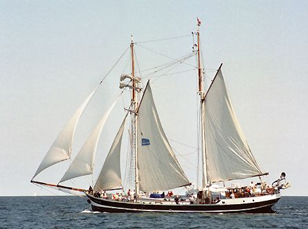 Banjaard, Volker Gries, Hanse Sail Rostock 2003 , 08/2003