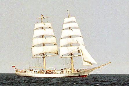 Fryderyk Chopin, Volker Gries, Hanse Sail Rostock 2003 , 08/2003