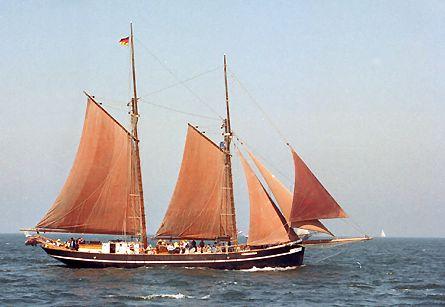 Solvang, Volker Gries, Hanse Sail Rostock 2003 , 08/2003