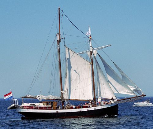 Marie Galante, Volker Gries, Hanse Sail Rostock 2004 , 08/2004