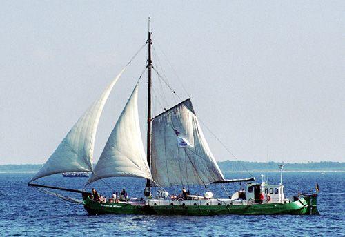 Christian Müther, Volker Gries, Hanse Sail Rostock 2004 , 08/2004