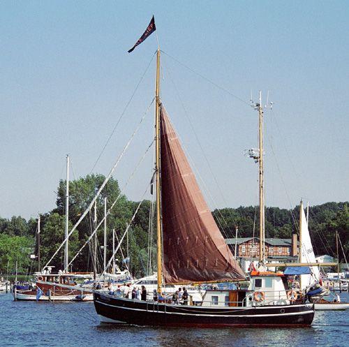 Alte Liebe, Volker Gries, Hanse Sail Rostock 2004 , 08/2004