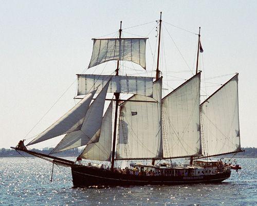 Hendrika Bartelds, Volker Gries, Hanse Sail Rostock 2004 , 08/2004
