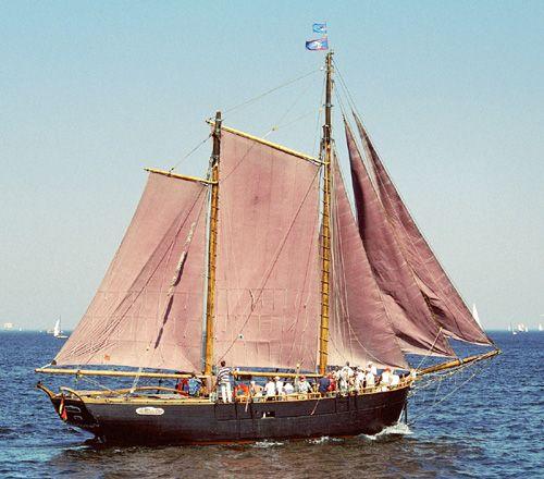 Ninive, Volker Gries, Hanse Sail Rostock 2004 , 08/2004
