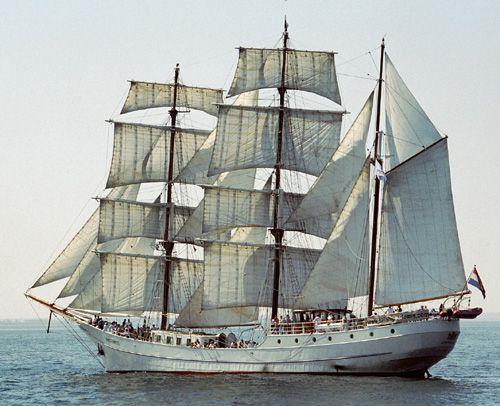 Artemis, Volker Gries, Hanse Sail Rostock 2004 , 08/2004