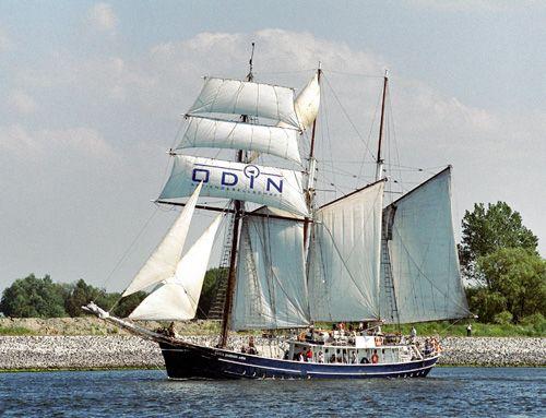 Santa Barbara Anna, Volker Gries, Hanse Sail Rostock 2004 , 08/2004