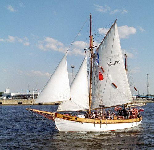 Bryza H, Volker Gries, Hanse Sail Rostock 2004 , 08/2004