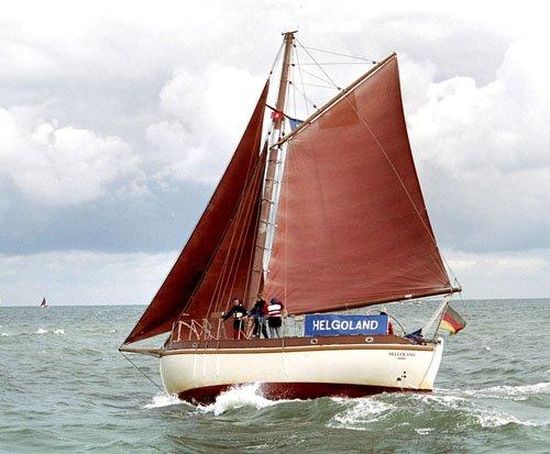 Helgoland, Volker Gries, Hanse Sail Rostock 2005 , 08/2005