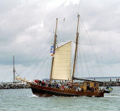 Phoenix, Volker Gries, Hanse Sail Rostock 2005 , 08/2005