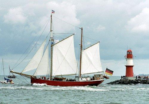 Ryvar, Volker Gries, Hanse Sail Rostock 2005 , 08/2005